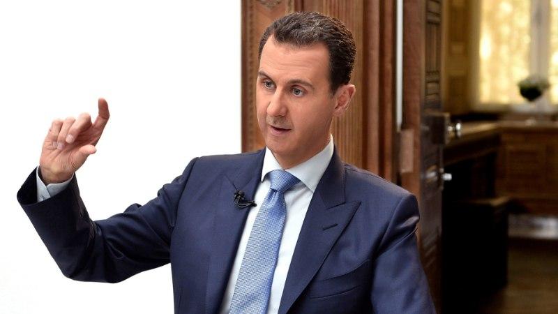 Süüria armee: USA juhitud õhurünnakutes tabati keemiarelvaladu