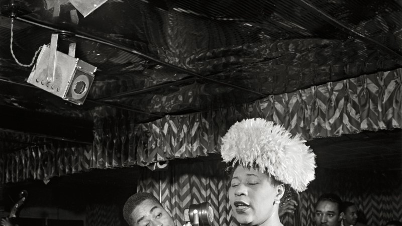 Kodutust orvust Ella  Fitzgeraldist sai džässikuninganna