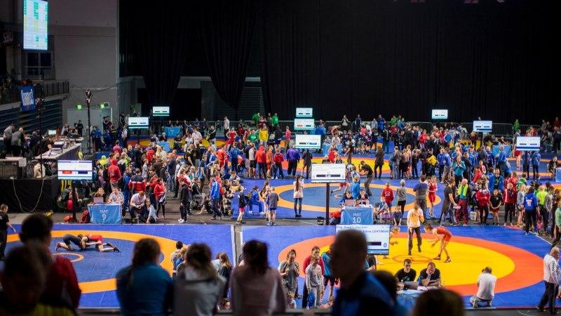 GALERII | Suur maadluspidu Estonian Wrest Fest, kas leiad oma sõbra-tuttava?