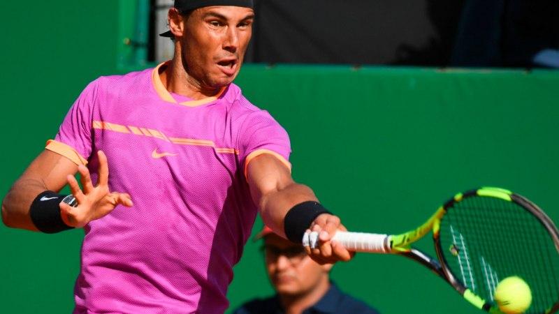Rafael Nadal võib homme teha tenniseajalugu