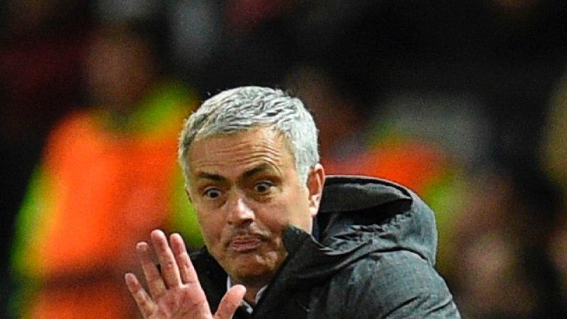 Jose Mourinho Unitedi seisust: me oleme suures plindris!