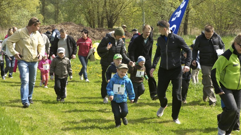 Tartu jooksumaraton saab noortele mõeldud distantsi