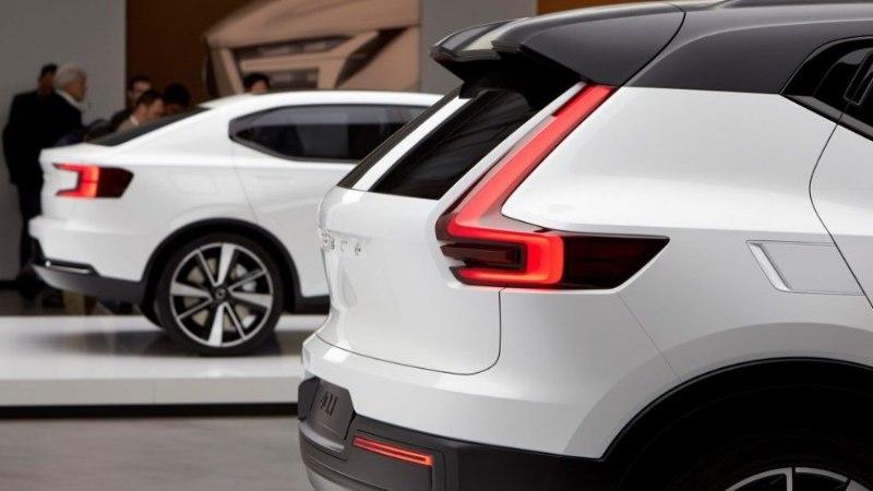 Kõlakas: väike ja noobel Volvo V20 tuleb MINI-lt ja Audi A1-lt vaipa alt rullima
