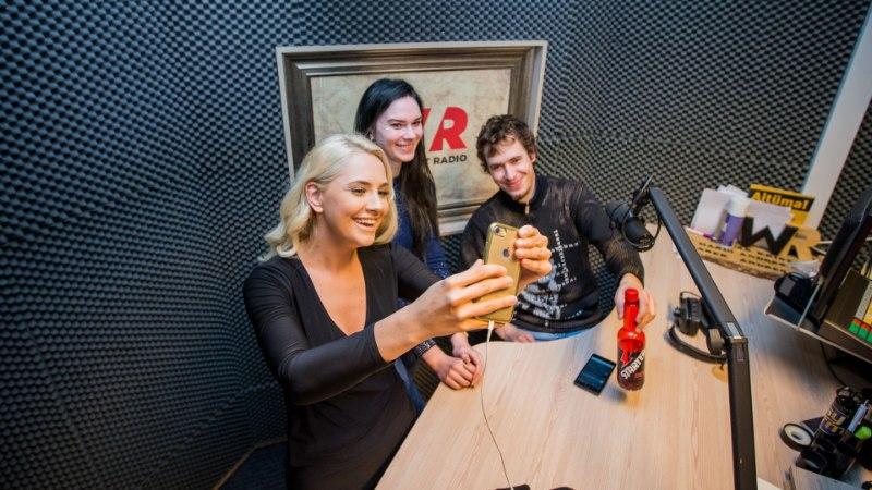 Brigitte Susanne püüab aasta naisraadiohääle tiitlit
