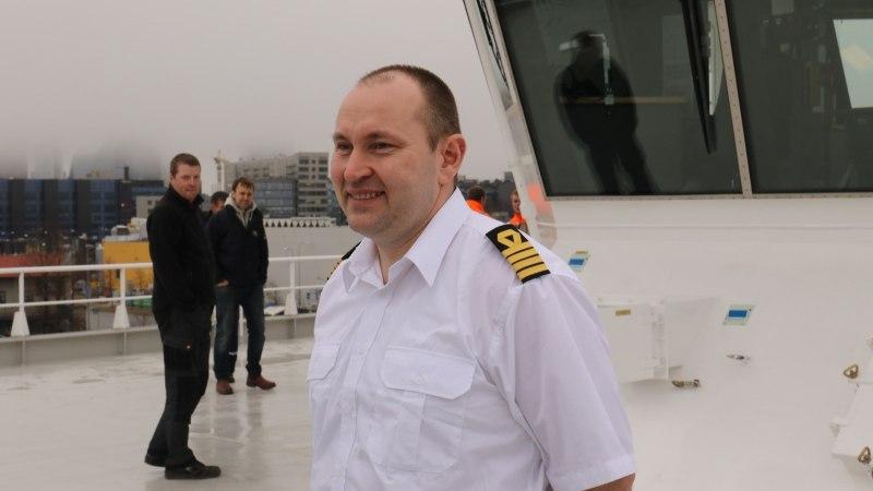 ÕHTULEHE VIDEO JA GALERII | Parvlaev Piret jõudis koju, kuid vajab juba esimesi parandustöid
