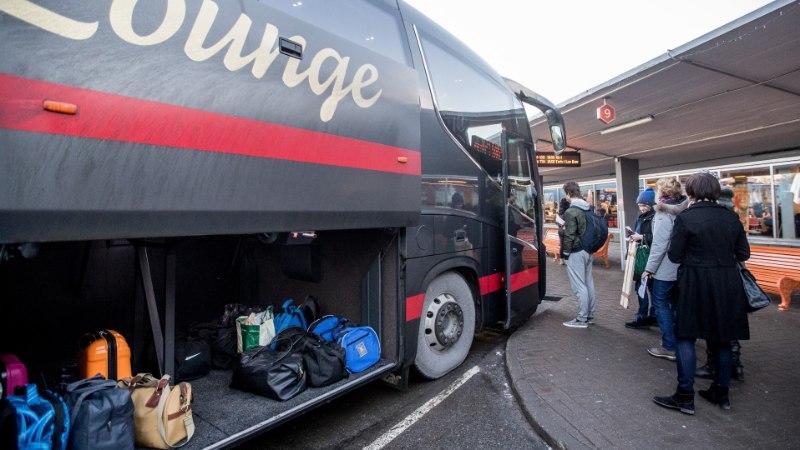 Bussifirmade salaplaan? Ühissõidukiga Lätti alkoholi järele?