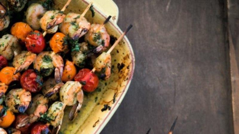 Mõte grillpeoks: magusad ja soolased grillvardad