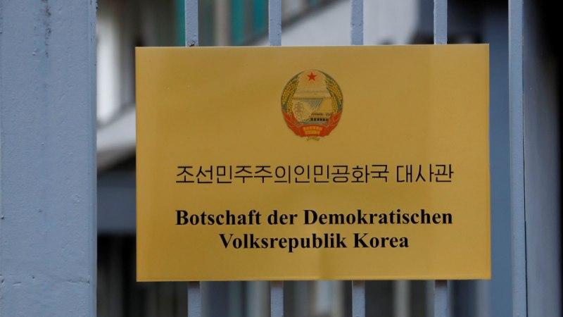 Saksamaa tahab sulgeda hosteli, mis on ühtlasi Põhja-Korea saatkond