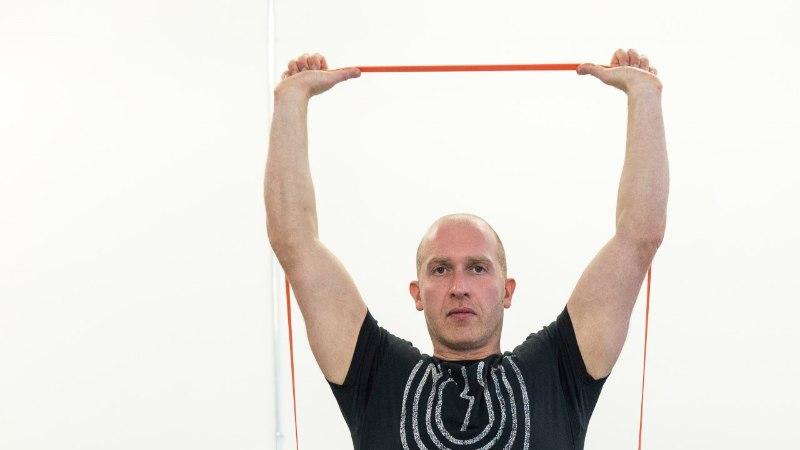PEKID PÕLEMA! Kuidas Erik Orgu koduse treeninguga kaalust  alla võtta?