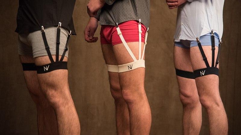 TRIIKSÄRK TRIMMI: leiutati särgitripid meestele