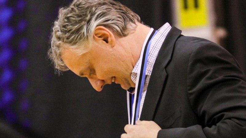 ÕHTULEHE VIDEO | Gert Kullamäe pärast pronksivõitu: võib-olla tuleb hakata nüüd treeneri filosoofiat muutma