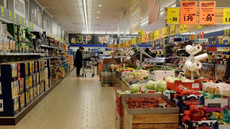 Euroopa Liidu idaosa elanikud käivad Saksamaalt söögikraami ostmas