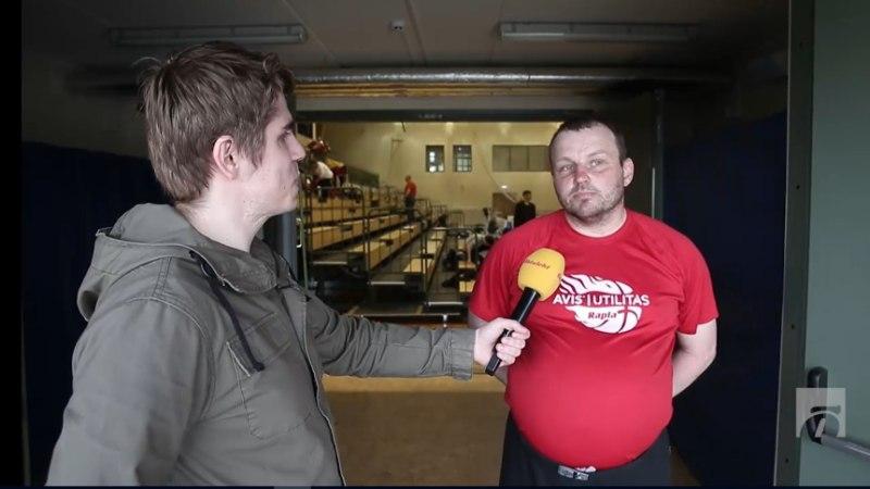 ÕHTULEHE VIDEO | Rapla korvpalliklubi on Rapla linna jaoks rohkemat kui korvpalliklubi