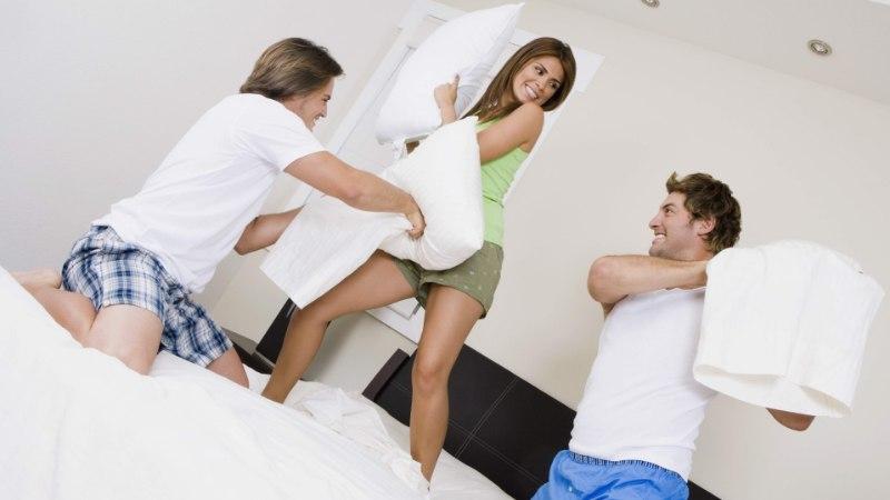 Elu pärast monogaamiat: kas avatud suhe teeb õnnelikuks?