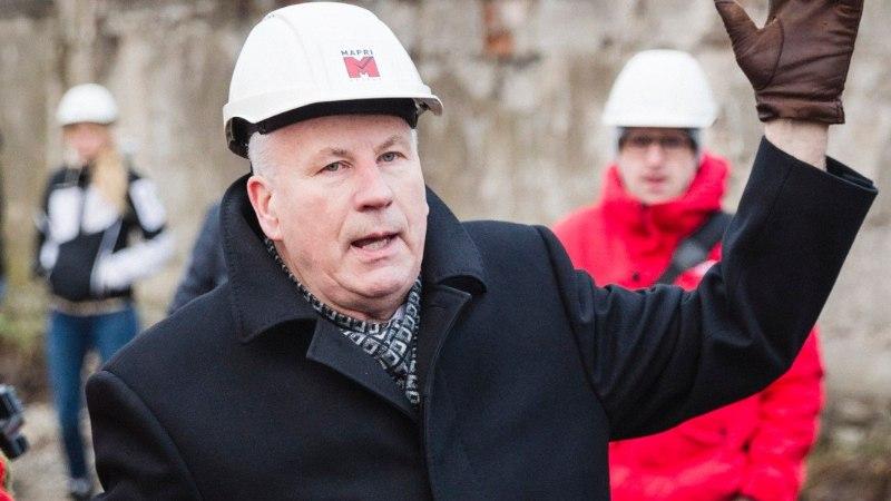 Arvo Sarapuu esitas Nõmme prügisaaga põhjustanud firmale ultimaatumi