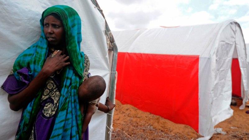 UNICEF: Näljahäda võib võtta sadade tuhandete Somaalia laste elu