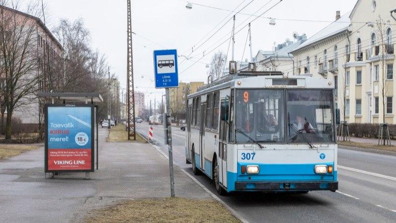 TV3 VIDEO   Tallinnas jäeti hüvasti trolliga number 9