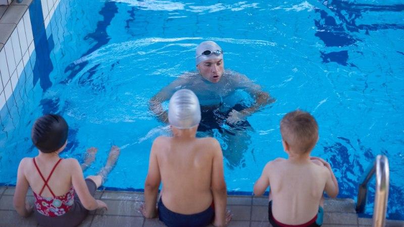 Upu või UJU ehk esimene ujumisvõistlus