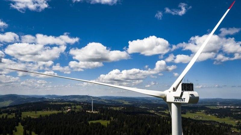 """Šveitsi rahvahääletus: kindel """"jah"""" rohelisele energiale"""