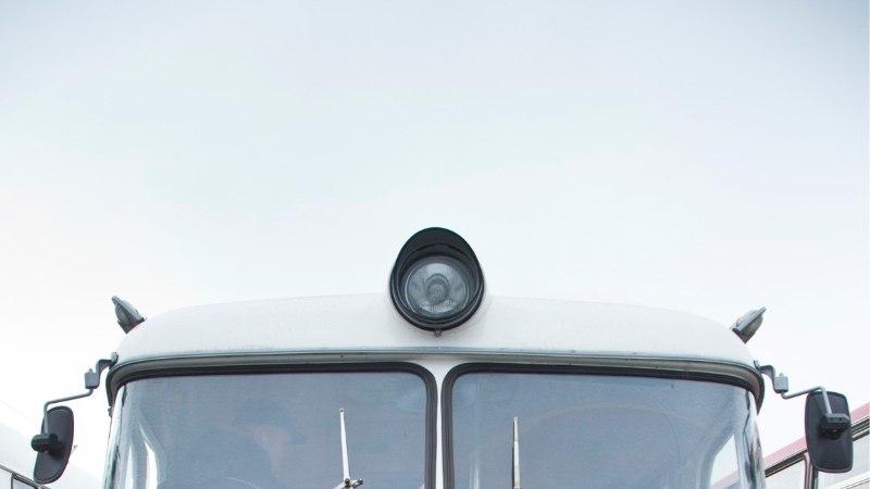 Tallinn näitab ajaloolisi busse