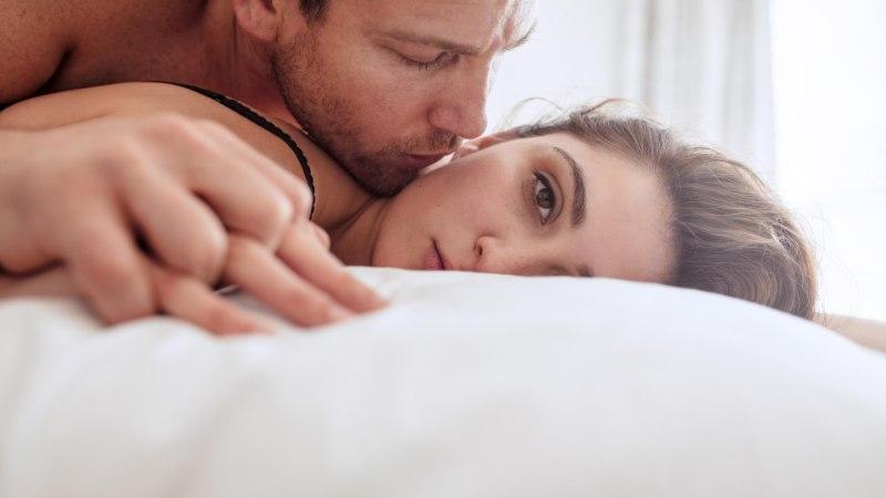 Я боюсь секса со своим парнем