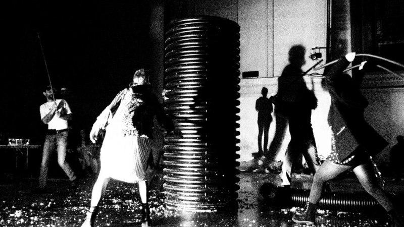 GALERII | Eesti performance'i grupp Non Grata esines New Yorgi Anarhismi festivalil