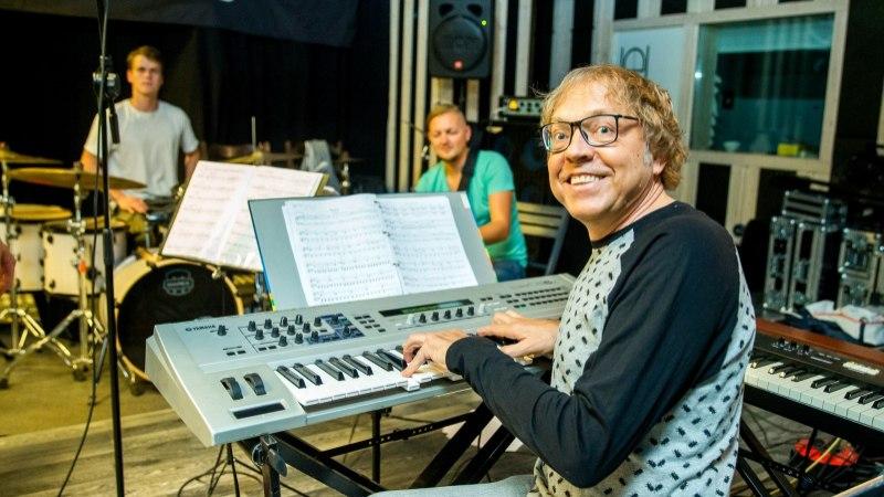 """Maestro Rannapil valmis elu esimene ooper - """"Nurjatu saar"""""""