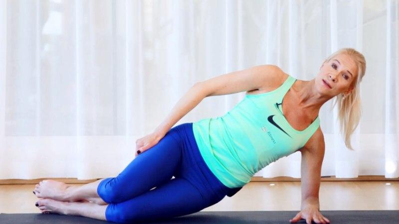 Pilatese abil keha tugevaks