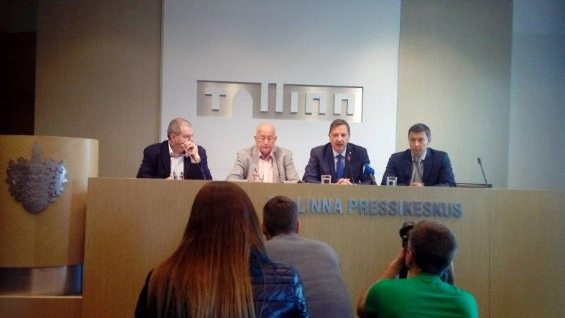 """Taavi Aas vahistatud Sarapuust: """"Linna sisekontrolli teenistus ei leidnud seost BWMiga."""""""