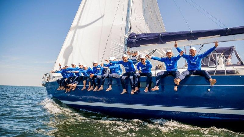 GALERII | Jahiga matšile saabunud rannajalgpallikoondis ristis uue koduareeni sisse raske võiduga Soome üle