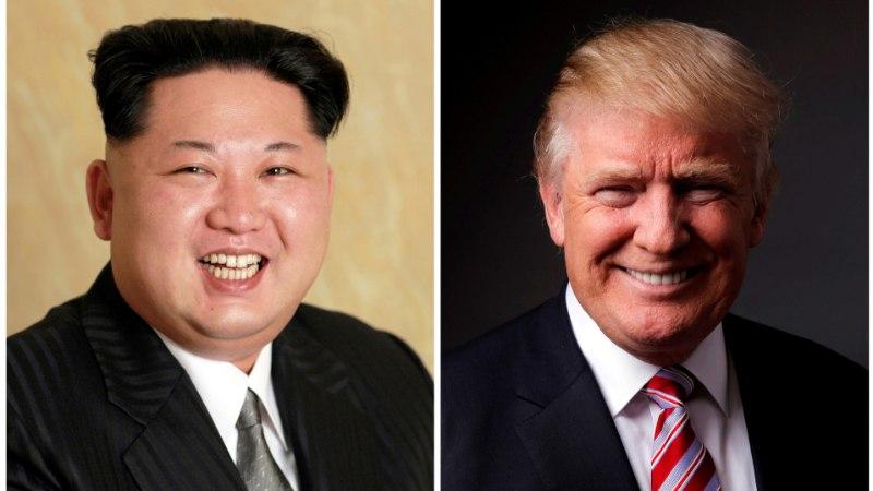 Kus võiksid kohtuda Donald Trump ja Kim Jong-un?