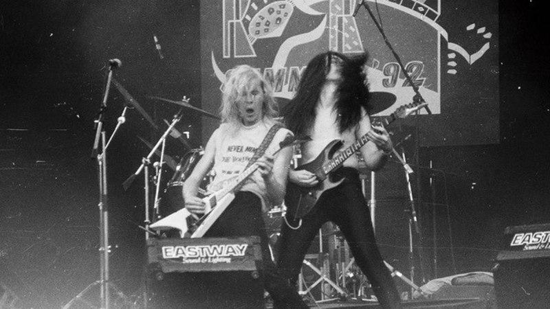Legendaarne Shower astub Hard Rock Laagris üle 25 aasta taas publiku ette