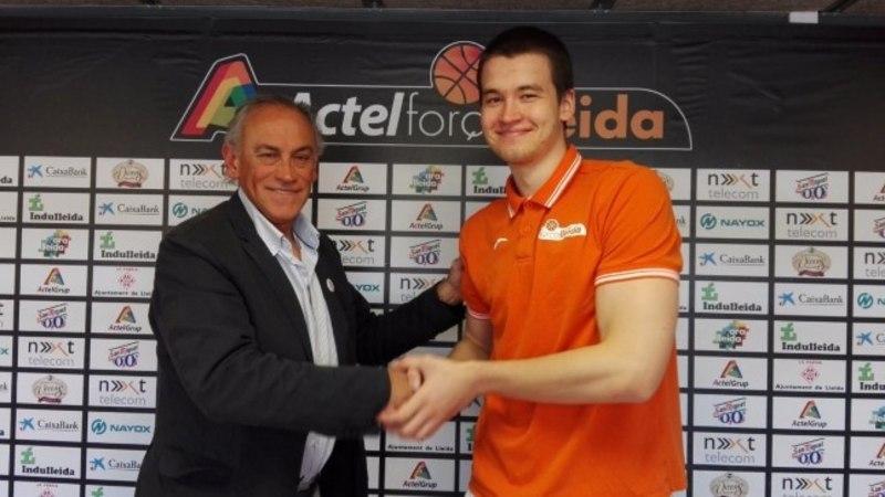 Korvpallikoondise kutse sai ka Hispaanias palliv noormängija