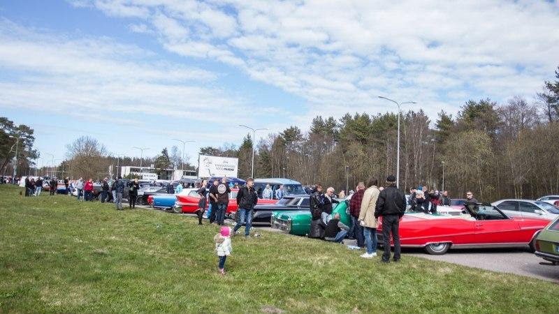 GALERII | Tallinnas avati hobiautode hooaeg!