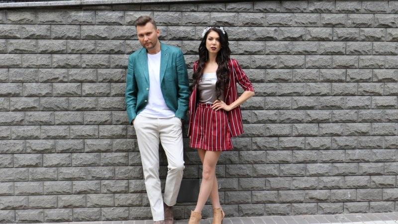 ÕHTULEHE VIDEO   Laura ja Koit Kiievis: Koit näeb pisipoega vaid öösiti, Laura jaoks on Eurovision enamat kui võistlus
