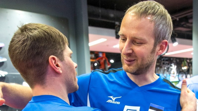 Võrkpallikoondise edu süstib vanameister Kert Toobalisse kuhjaga mängulusti