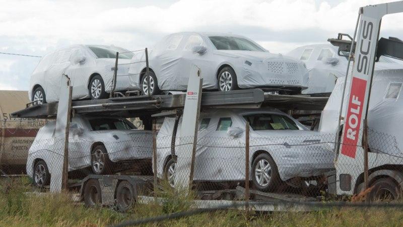Eesti ei tooda mootorsõidukeid, vaid korraldab nende taasväljavedu