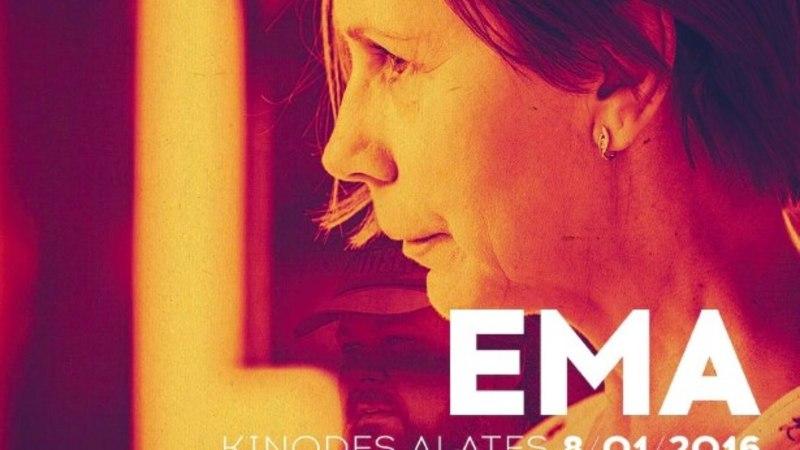 """Tiina Mälberg võitis Hispaanias parima naispeaosatäitja auhinna filmi """"Ema"""" eest"""