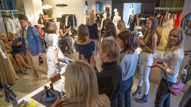 GALERII | Katrin Kuldma kutsus oma moeloomingu austajad intiimsele kohtingule