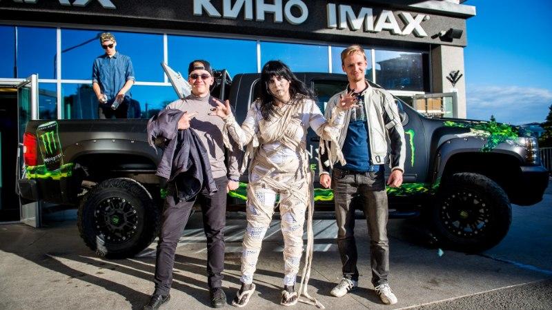 PILDID: Muumia IMAX 3D esilinastus kinos Kosmos IMAX