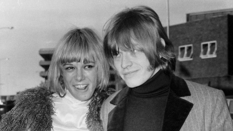 Suri legendaarne Rolling Stonesi muusikute kallim Anita Pallenberg
