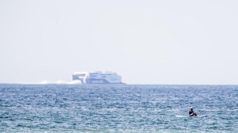 Tarmo Soomere: eluohtlikud kiirlaevalained ründavad taas