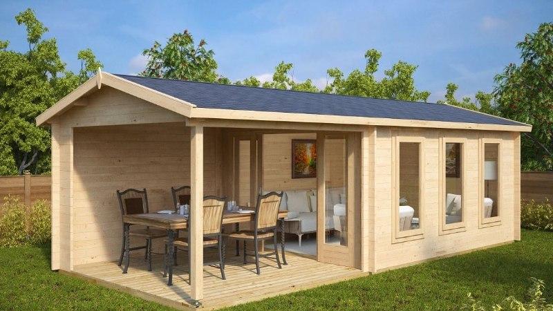 SÄRTSU SUVESSE | Suvi on õige aeg, et tuua oma aeda uus saun, aiamaja või garaaž!