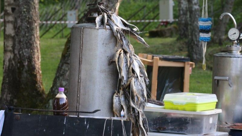 GALERII   Seto folk pakub muusikasõpradele vaheldust Meisterjaanist Metsatölluni