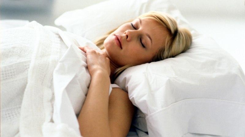 ÕNNE VALEM: maga öösel täpselt 7 tundi ja 6 minutit!