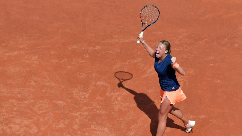 FANTASTILINE: Anett Kontaveit võitis karjääri esimese WTA-turniiri!