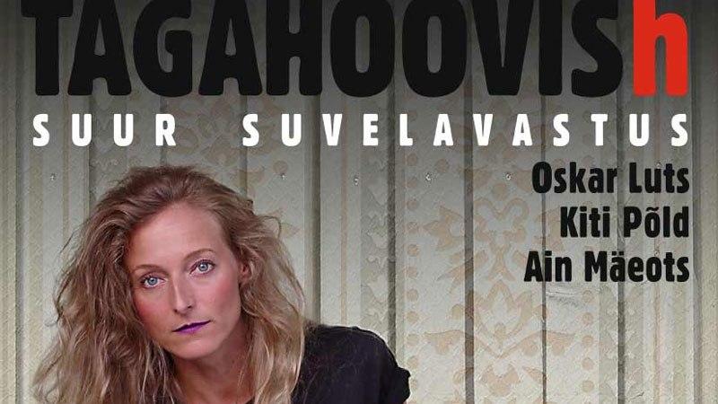 """Emajõe Suveteater alustab oma 21. hooaega lavastusega """"Tagahoovish"""""""