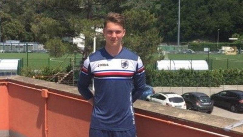 VAHVA! Eesti jalgpallitalent on testimisel Itaalia suurklubis