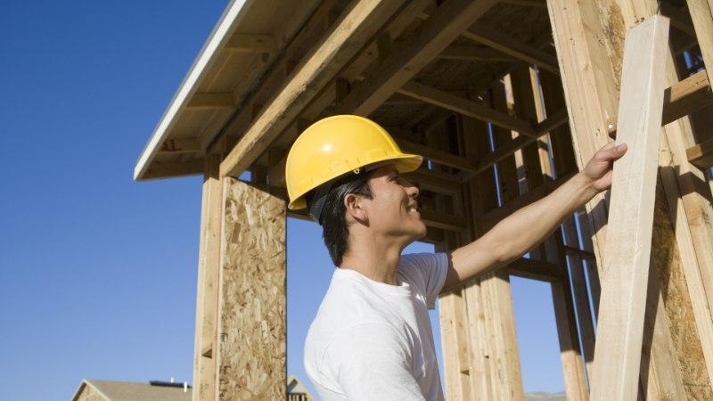 Ohutu töötamine ehitusplatsidel nõuab suuremat tähelepanu
