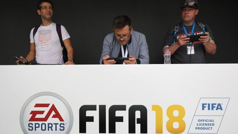 FIFAt mängides rikkaks? Miks mitte!